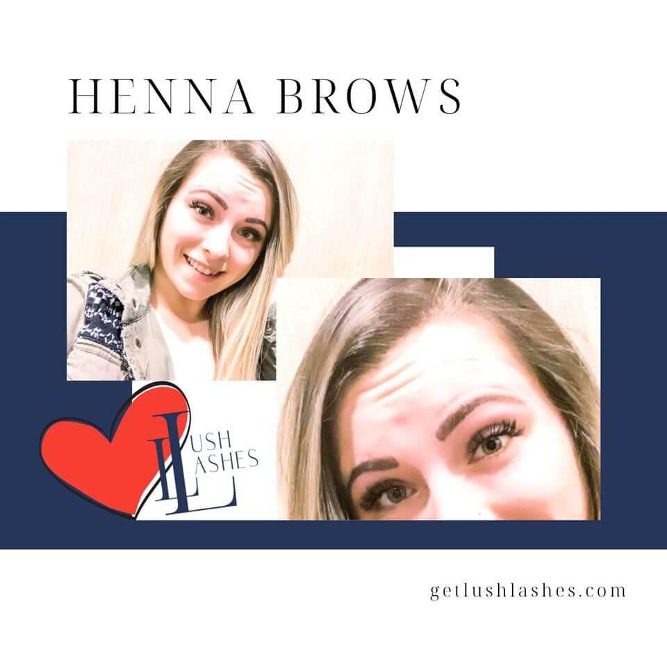 Tacoma Henna Brow Service